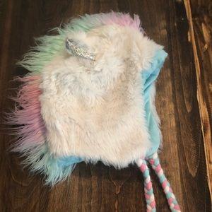 EUC unicorn hat by justice